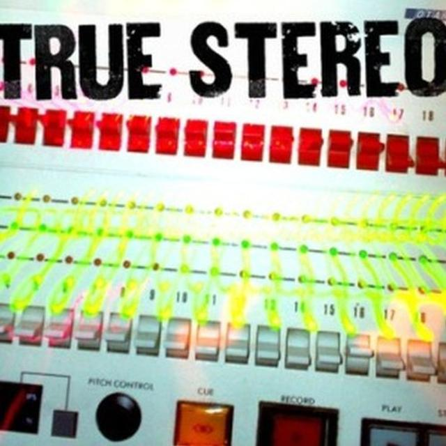 TRUE STEREO Vinyl Record