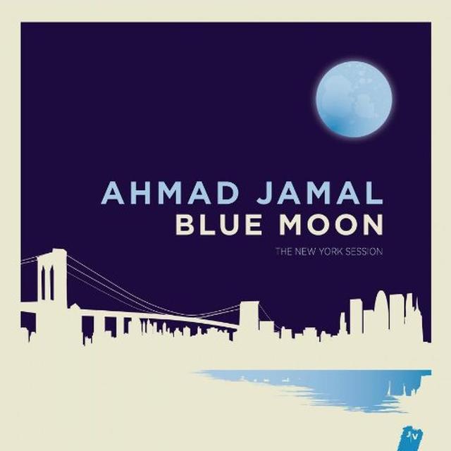 Ahmad Jamal BLUE MOON Vinyl Record