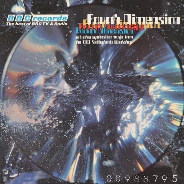 Bbc Radiophonic Workshop FOURTH DIMENSION Vinyl Record - 180 Gram Pressing