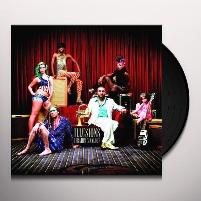 Ibrahim Maalouf ILLUSIONS Vinyl Record