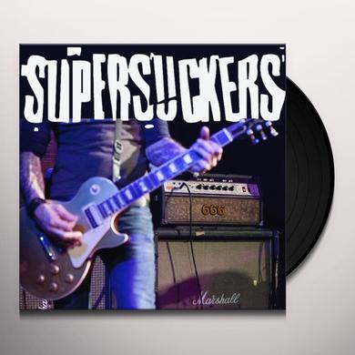 Supersuckers GET THE HELL / GO! Vinyl Record
