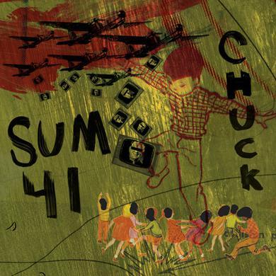 Sum 41 CHUCK Vinyl Record