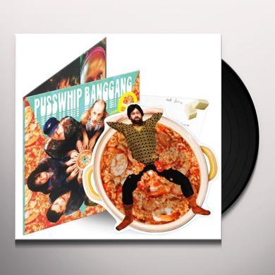 PUSSWHIP BANGGANG JAMBALAYA Vinyl Record - Picture Disc