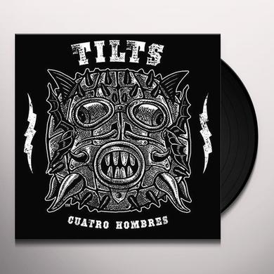 Tilts CUATRO HOMBRES Vinyl Record