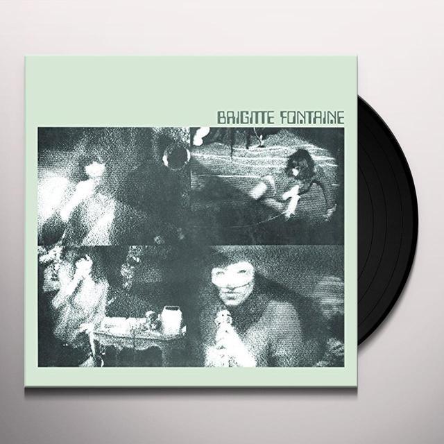 BRIGITTE FONTAINE Vinyl Record