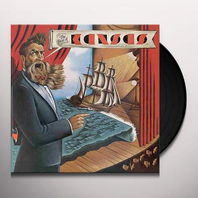 BEST OF KANSAS Vinyl Record - Gatefold Sleeve, Limited Edition, 180 Gram Pressing, Anniversary Edition
