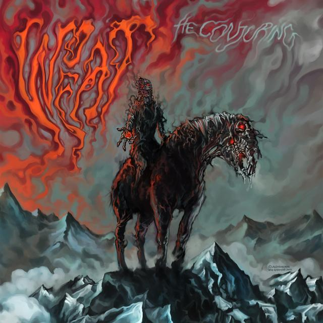 Wo Fat CONJURING Vinyl Record