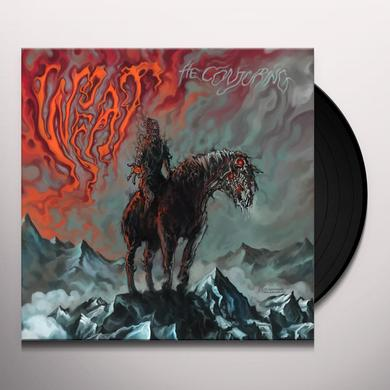Wo Fat CONJURING Vinyl Record - Limited Edition, 180 Gram Pressing