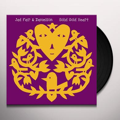 Jad Fair & Danielson SOLID GOLD HEART Vinyl Record