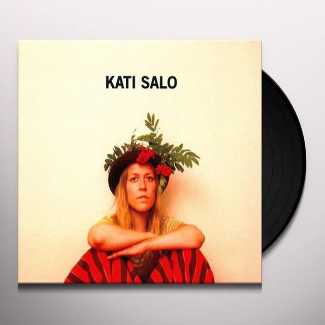 KATI SALO Vinyl Record - UK Import