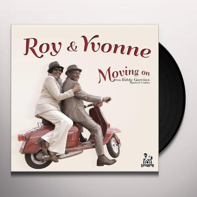 Roy Panton & Yvonne Harrison MOVING ON Vinyl Record - UK Import
