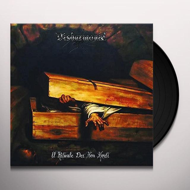 Disharmonic IL RITUALE DEI NON MORTI Vinyl Record