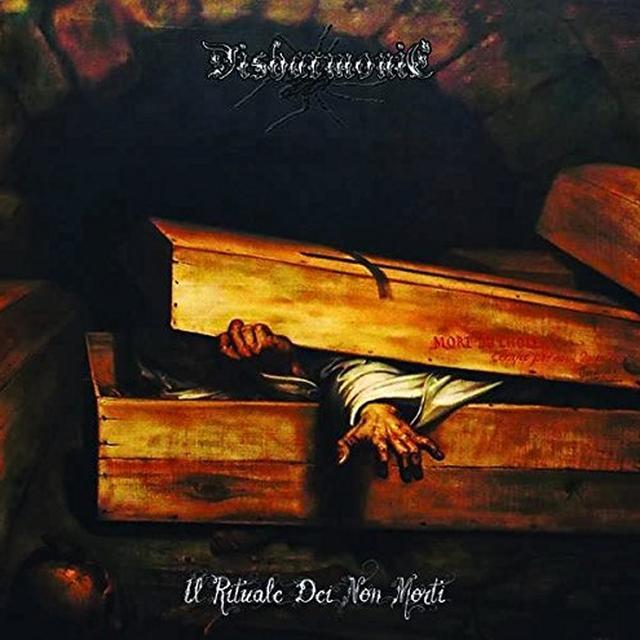 Disharmonic IL RITUALE DEI NON MORTI Vinyl Record - UK Import