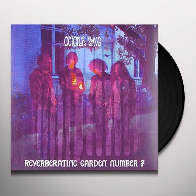 Octopus Syng REVERBERATING GARDEN NO. 7 Vinyl Record - UK Import