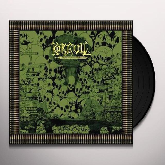 Korgull The Exterminator WAR OF THE VOIVODES Vinyl Record - UK Import