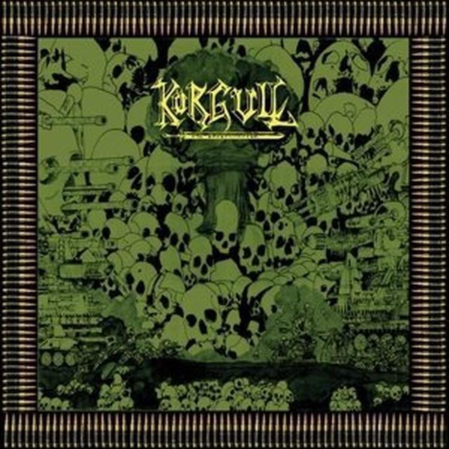 Korgull The Exterminator WAR OF THE VOIVODES Vinyl Record - UK Import