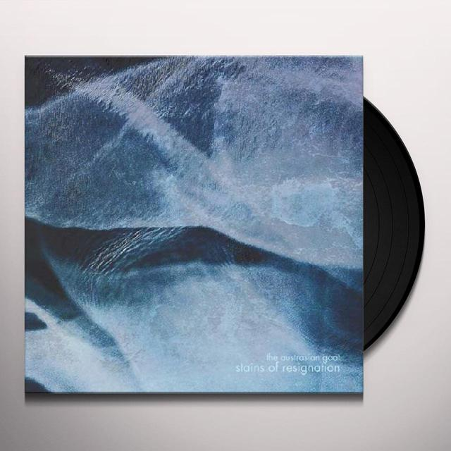 Austrasian Goat STAINS OF RESIGNATION Vinyl Record - UK Import