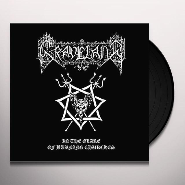 Graveland IN THE GLARE OF BURNING CHURCHES Vinyl Record - UK Import