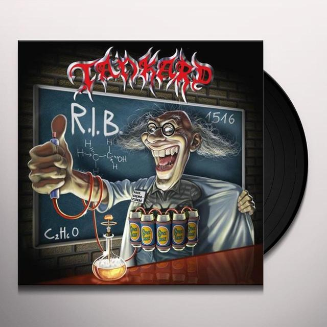Tankard R.I.B. Vinyl Record - UK Import