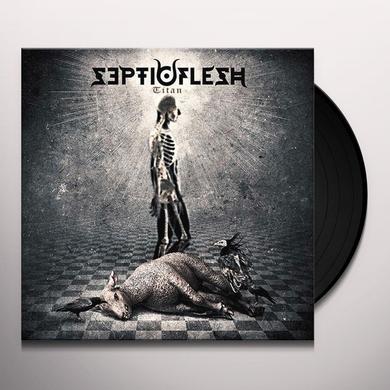 Septicflesh TITAN Vinyl Record - UK Import