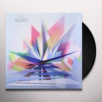 Floor OBLATION (CLEAR VINYL) Vinyl Record - UK Import