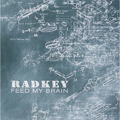 Radkey FEED MY BRAIN Vinyl Record