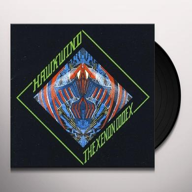 Hawkwind XENON CODEX Vinyl Record - Limited Edition