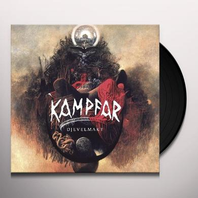 Kampfar DJEVELMAKT Vinyl Record - Limited Edition