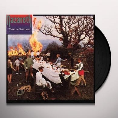 Nazareth MALICE IN WONDERLAND Vinyl Record