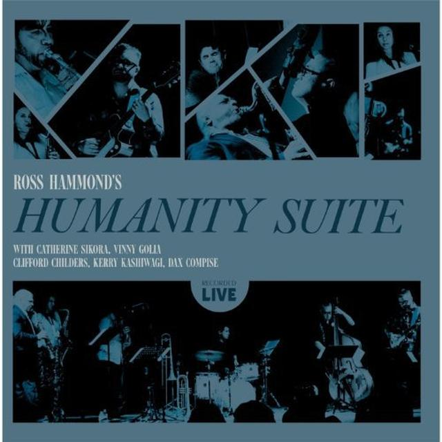 Ross Hammond HUMANITY SUITE (LIVE) Vinyl Record