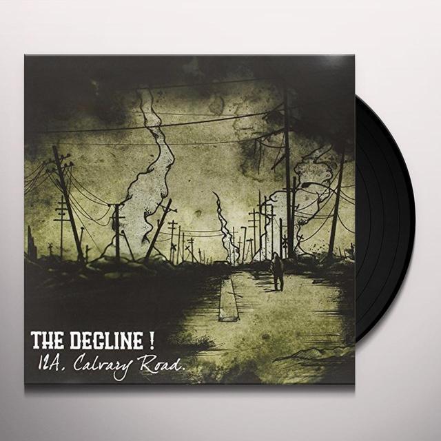 Decline 12A CALVARY ROAD (FRA) Vinyl Record