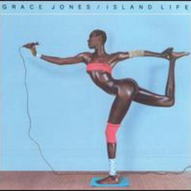 Grace Jones ISLAND LIFE (HK) Vinyl Record