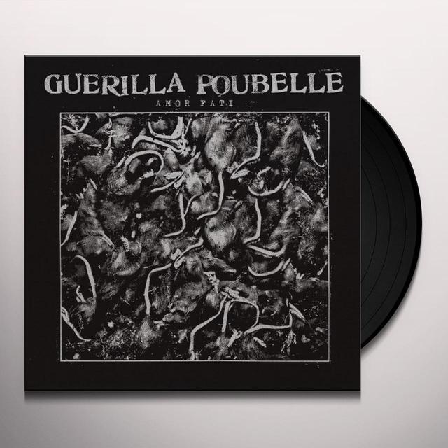 Guerilla Poubelle AMOR FATI (FRA) Vinyl Record