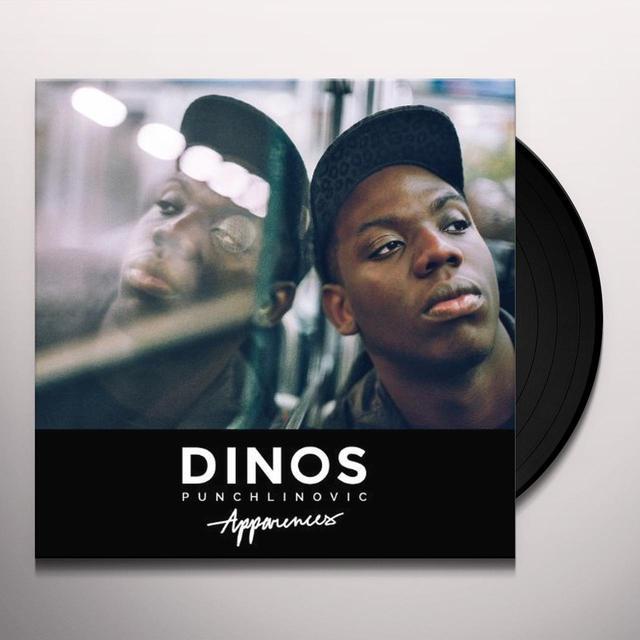 Dinos Punchlinovic APPARENCES (FRA) Vinyl Record