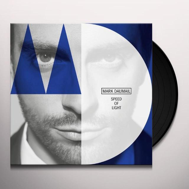 Mark Daumail SPEED OF LIGHT (FRA) Vinyl Record