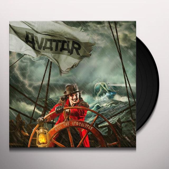 Avatar HAIL THE APOCALYPSE (FRA) Vinyl Record