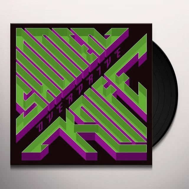 Shonen Knife OVERDRIVE (GER) Vinyl Record