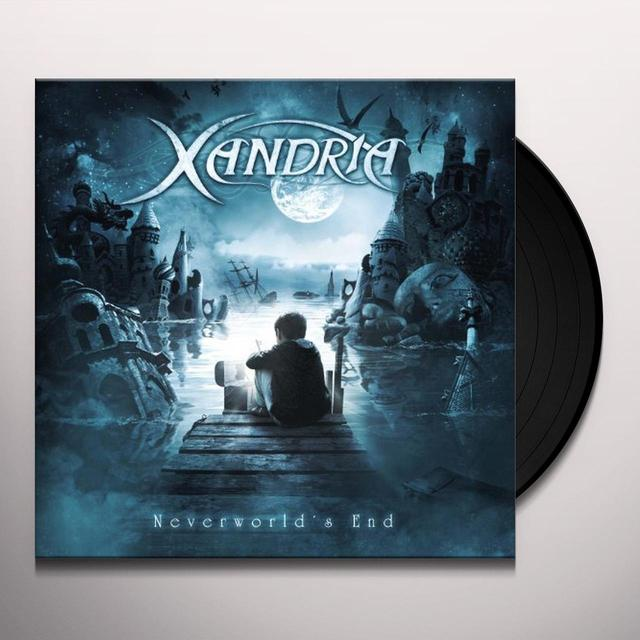 Xandria NEVERWORLD'S END (GER) (Vinyl)