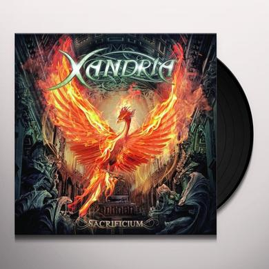 Xandria SACRIFICIUM (GER) Vinyl Record