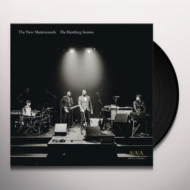 The New Mastersounds HAMBURG SESSION (GER) Vinyl Record