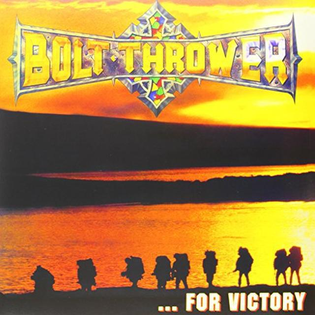 Bolt Thrower FOR VICTORY (GER) Vinyl Record