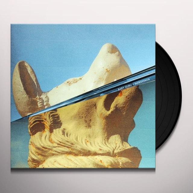 Baby Guru MARGINALIA (GER) Vinyl Record