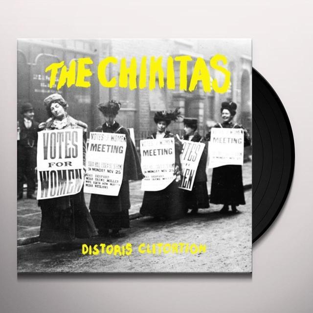 Chikitas DISTORIS CLITORTION (GER) Vinyl Record