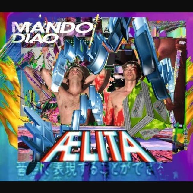 Mando Diao AELITA (GER) Vinyl Record
