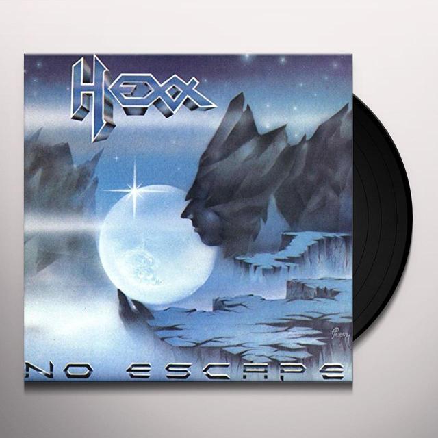 HEXX NO ESCAPE Vinyl Record - Holland Import