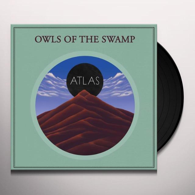 Owls Of The Swamp ATLAS (GER) Vinyl Record