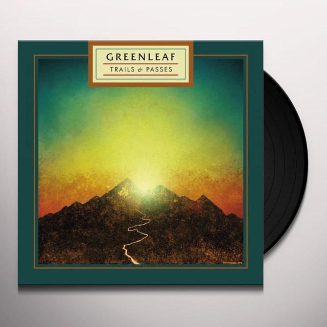 Greenleaf TRAILS & PASSES (GER) Vinyl Record