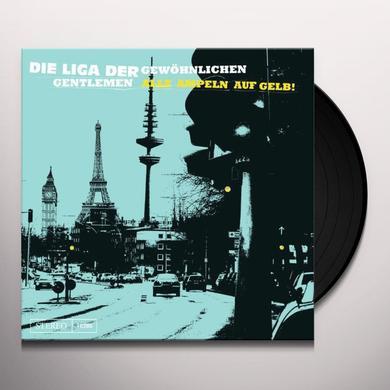 Liga Der Gewoehnlich ALLE AMPELN AUF GELB (GER) Vinyl Record
