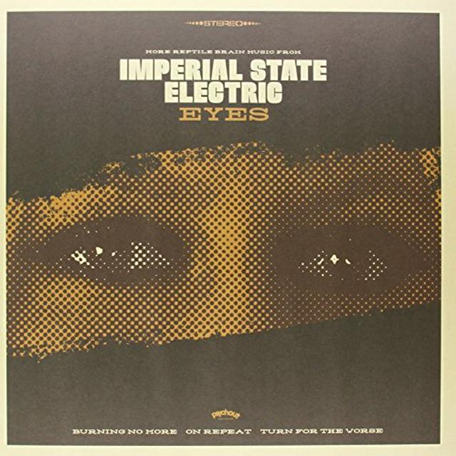 Imperial State Electric EYES/EP (GER) (Vinyl)