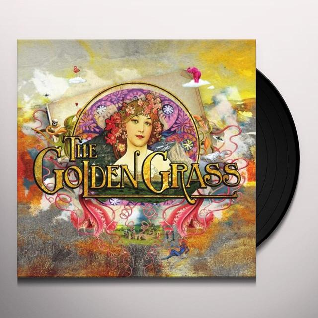 GOLDEN GRASS (GER) (Vinyl)